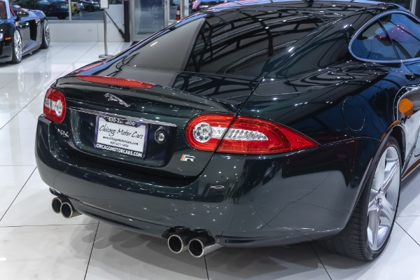 Used-2014-Jaguar-XKR-Supercharged-Factory-Performance-SeatsExhaust