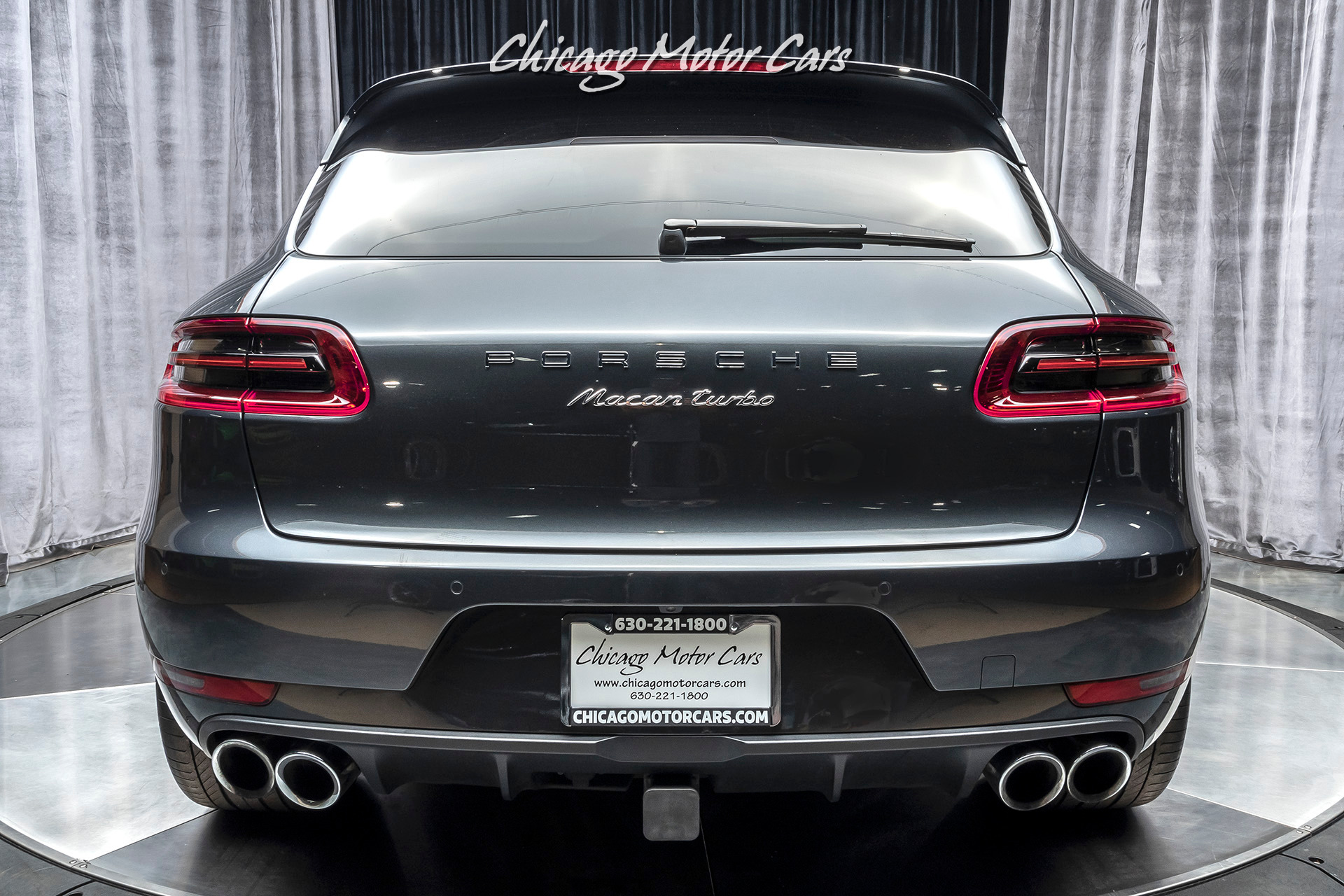 Used-2018-Porsche-Macan-Turbo-AWD-SUV-LOADED-WFACTORY-OPTIONS