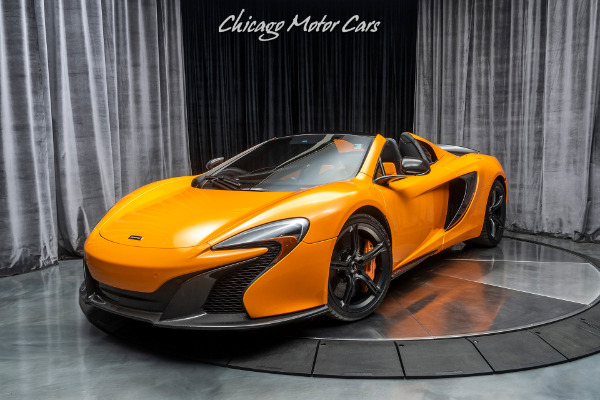 Used-2016-McLaren-650S-Spider-ORIGINAL-MSRP-309K-UPGRADES-CARBON-FIBER-LOADED