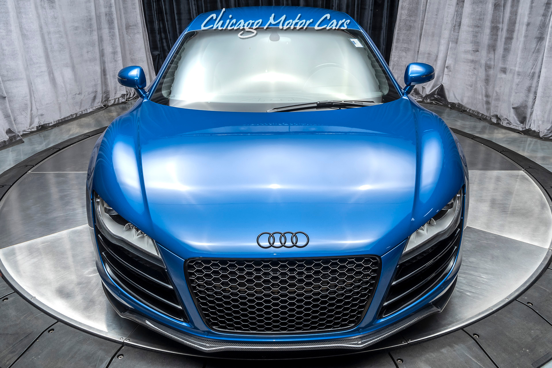 Used-2010-Audi-R8-52-quattro-UPGRADES-Coupe