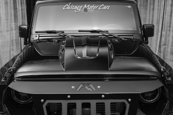 Used-2017-Jeep-Wrangler-Unlimited-Sport-4x4-PRODIGY-TURBO-KIT--SUSPENSION-BIG--UPGRADES