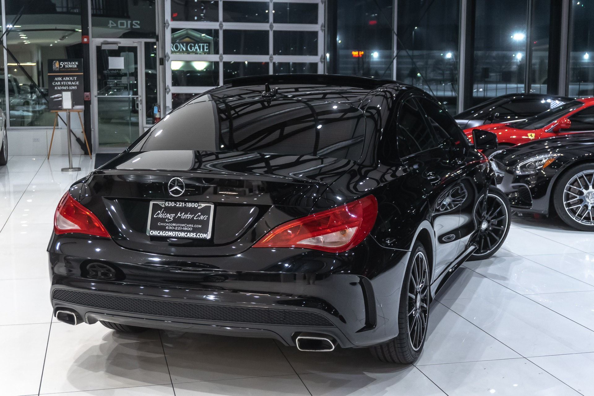 Used-2016-Mercedes-Benz-CLA250-4MATIC-AMG-APPEARANCE-PKG-PANO-NAV-DRIVER-ASSISTANCE
