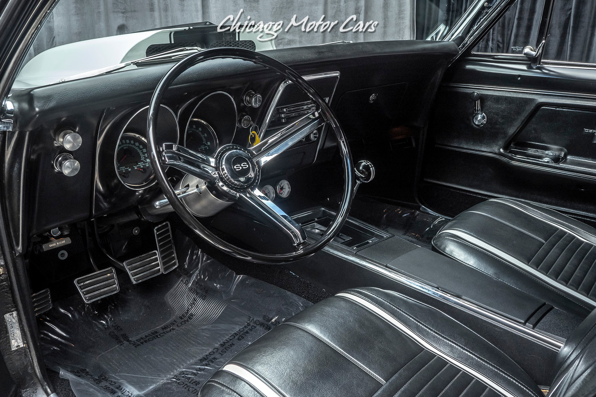 Used-1967-Chevrolet-Camaro-SS-4-Speed-with-Supercharged-355-Stroker