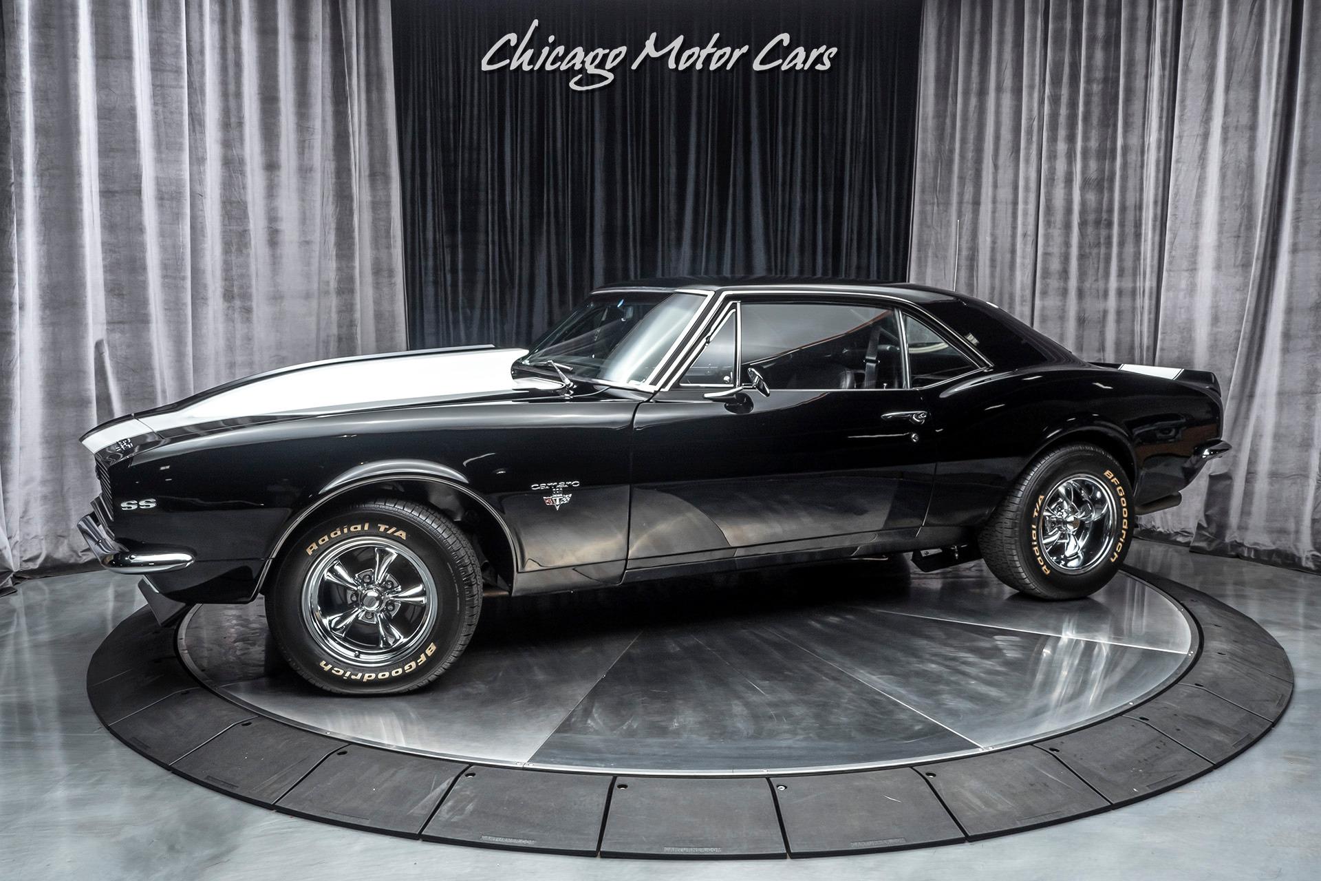 Kekurangan Chevrolet Camaro 1967 Tangguh