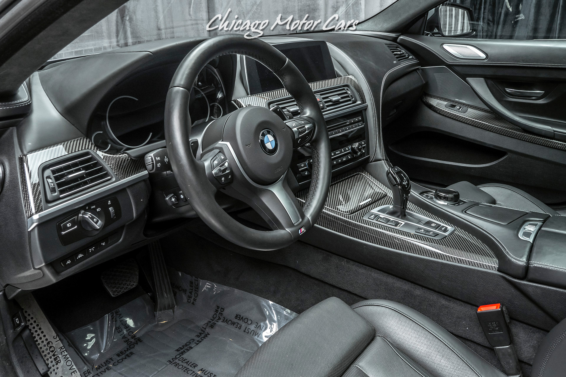 Used 2018 Bmw 650i Xdrive Gran Coupe Msrp 110k M Sport Edition For Sale Special Pricing Chicago Motor Cars Stock 16380