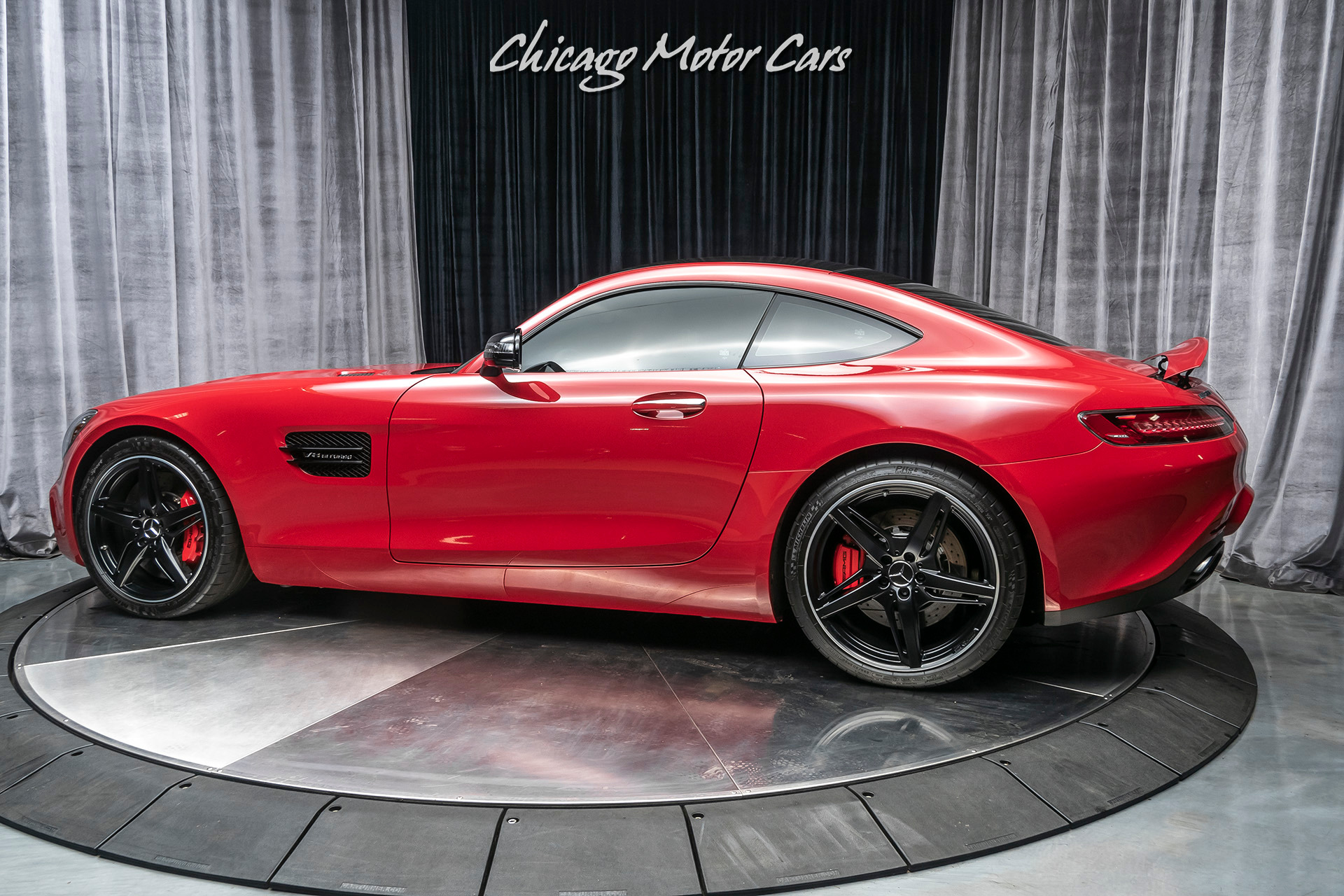 Used 2016 Mercedes-Benz AMG GTS Coupe $145K MSRP Only 6K ...