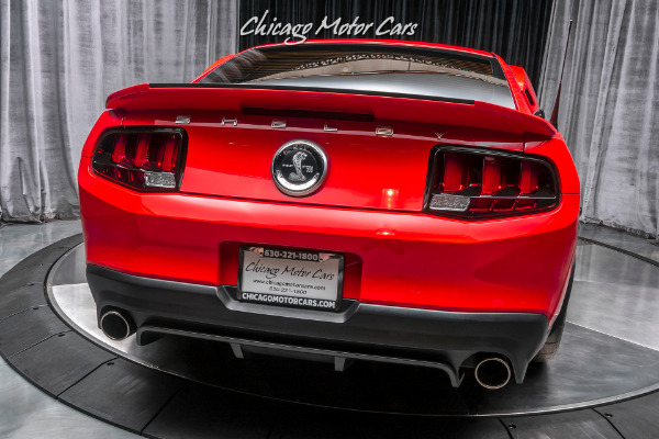 Used-2012-Ford-Mustang-Shelby-GT500-FLOWMASTER-EXHAUST-ONLY-6K-MILES