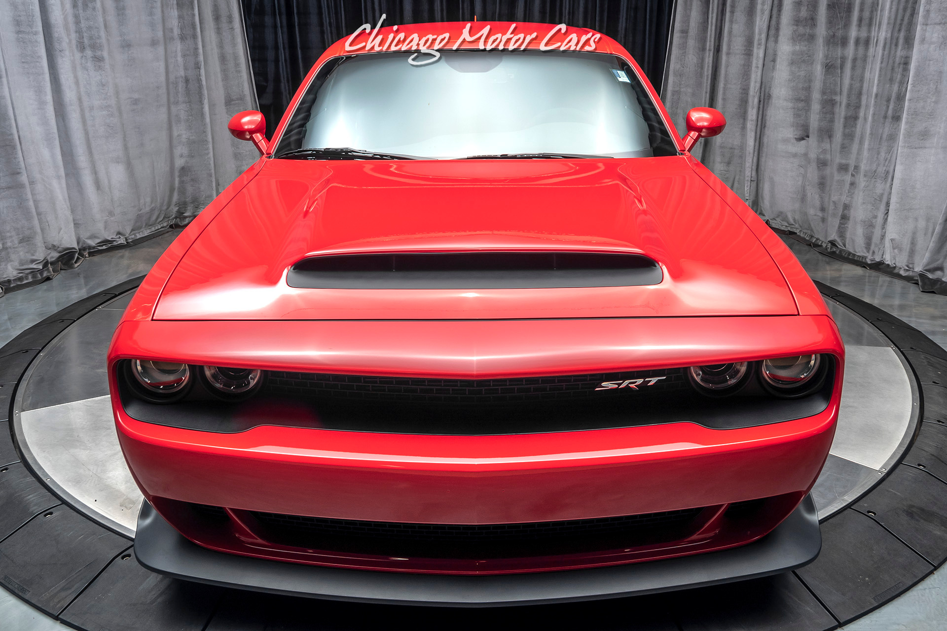Used-2018-Dodge-Challenger-SRT-Demon-Coupe-Only-128-Miles-DEMON-Crate-INCLUDED