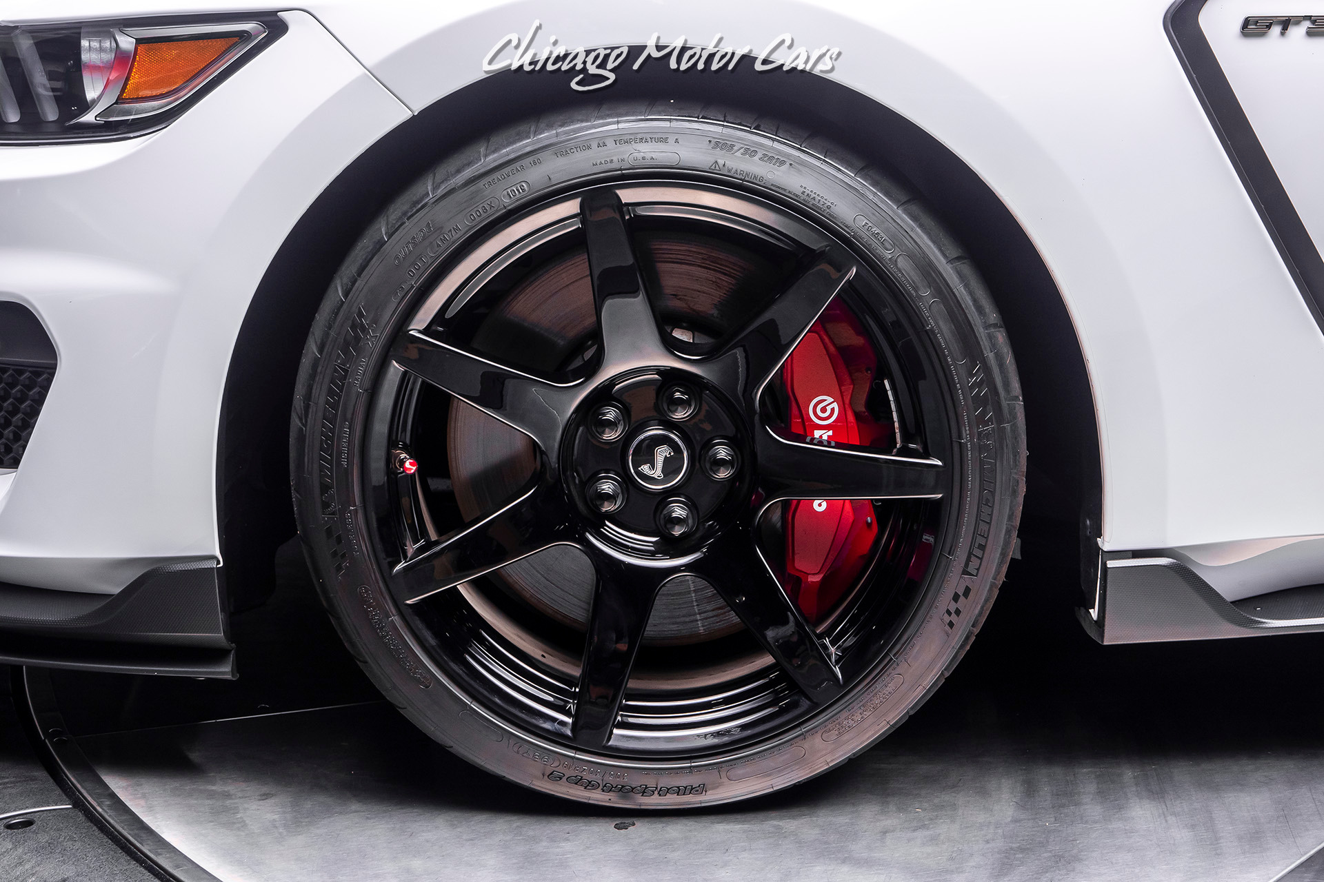 Used-2019-Ford-Mustang-Shelby-GT350R-920A-EQUIPMENT-GROUP-ELECTRONICS-PKG-ONLY-600-MILES