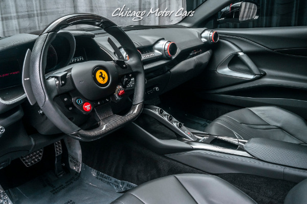 Used-2019-Ferrari-812-Superfast-Coupe-SINISTER-COLOR-COMBINATION-ONLY-300-MILES