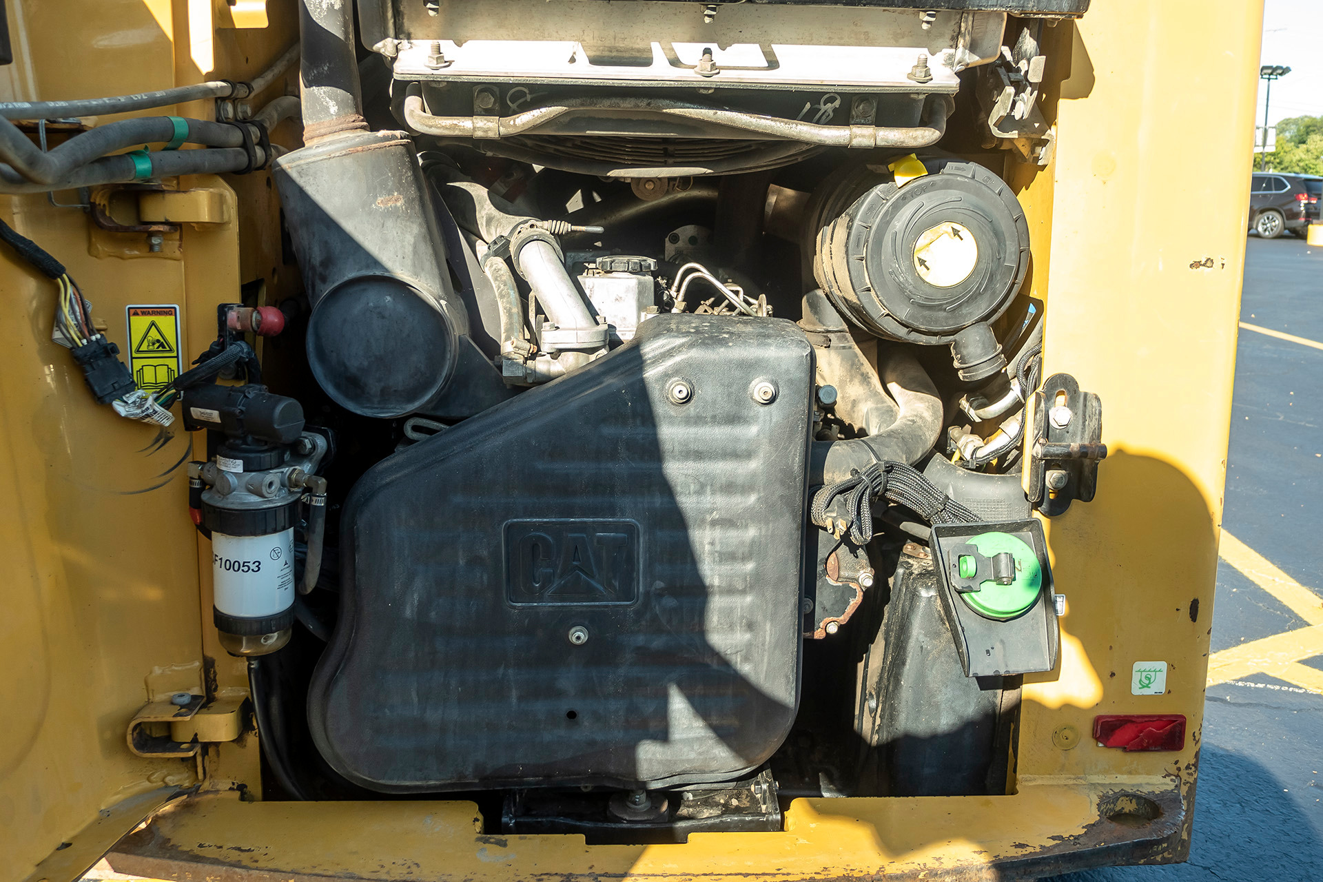 Used-2012-Caterpillar-272C-Skid-Steer-Front-Loader