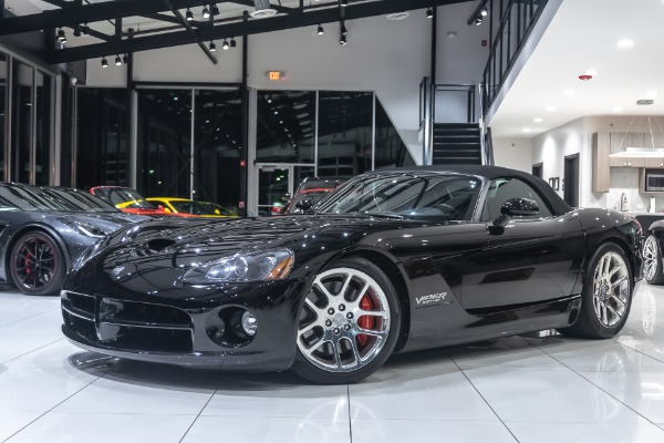 Used-2004-Dodge-Viper-SRT-10-Convertible-GREAT-CONDITION-ONLY-16K-MILES
