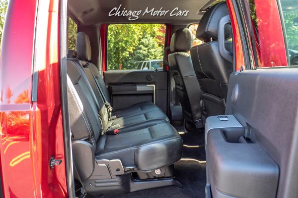 Used-2016-Ford-F-250-Super-Duty-Lariat-67-Liter-PowerStroke-Diesel-4x4-MOONROOF-HEATED-REAR-SEATS