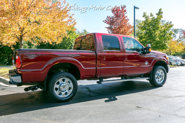 Used-2016-Ford-F-250-Super-Duty-Lariat-67-Liter-PowerStroke-Diesel-4x4-MOONROOF-HEATED-REAR-SEATS
