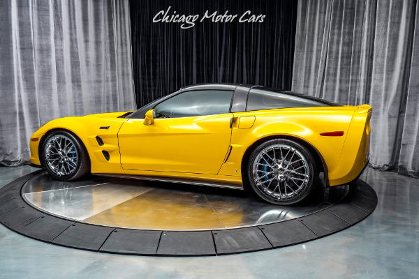 Used-2009-Chevrolet-Corvette-ZR1-3ZR-Coupe-MSRP-119K-LOW-MILES-SUPERCHARGED-638HP