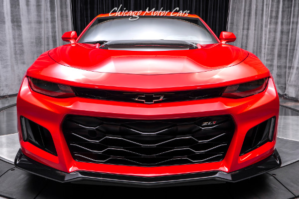 Used-2017-Chevrolet-Camaro-ZL1-Coupe-6-SPEED-MANUAL-PERFORMANCE-DATA-VIDEO-RECORDER-ONLY-7K-MILES