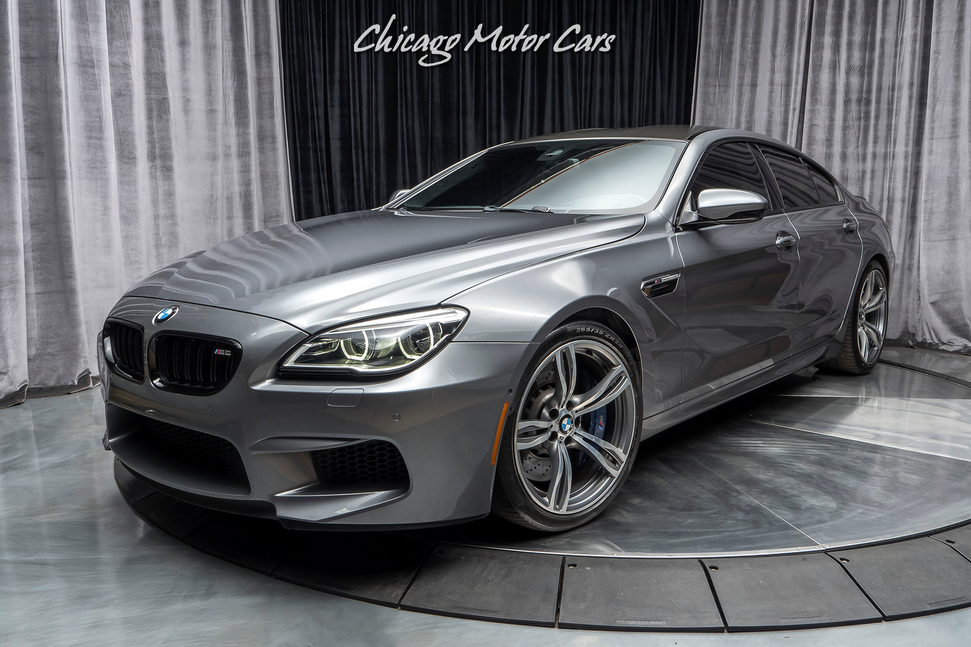 Used 2016 Bmw M6 Gran Coupe Msrp 134k Competition Package For Sale Special Pricing Chicago Motor Cars Stock 16175d