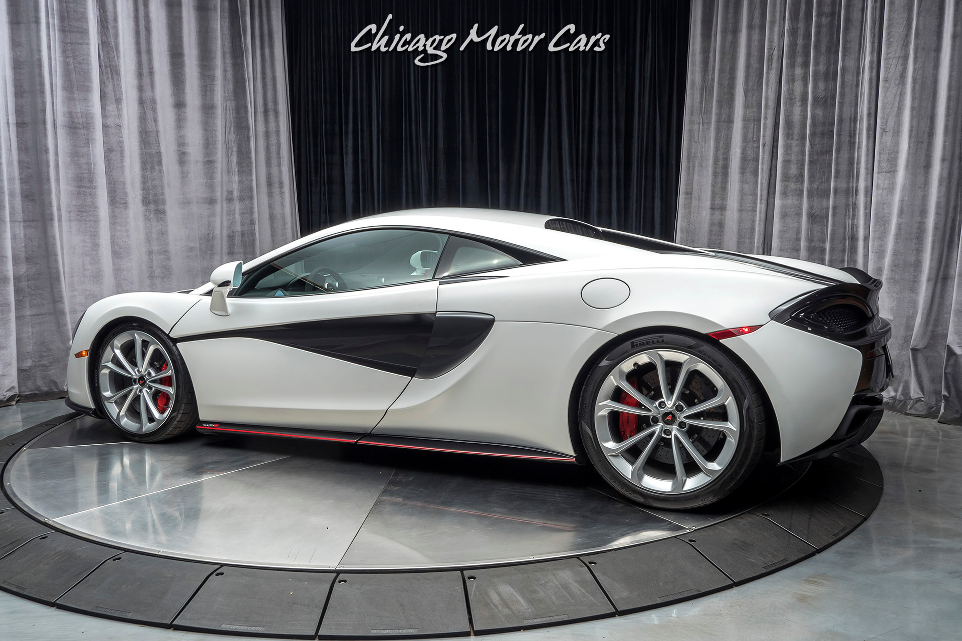 Used 2019 McLaren 570S Coupe MSRP $203K+ Only 1,700 MILES ...