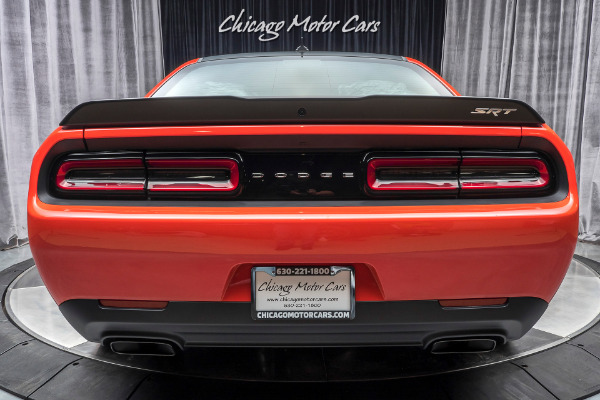 Used-2018-Dodge-Challenger-SRT-Demon-DELIVERY-MILES-DEMON-CRATE-INCLUDED