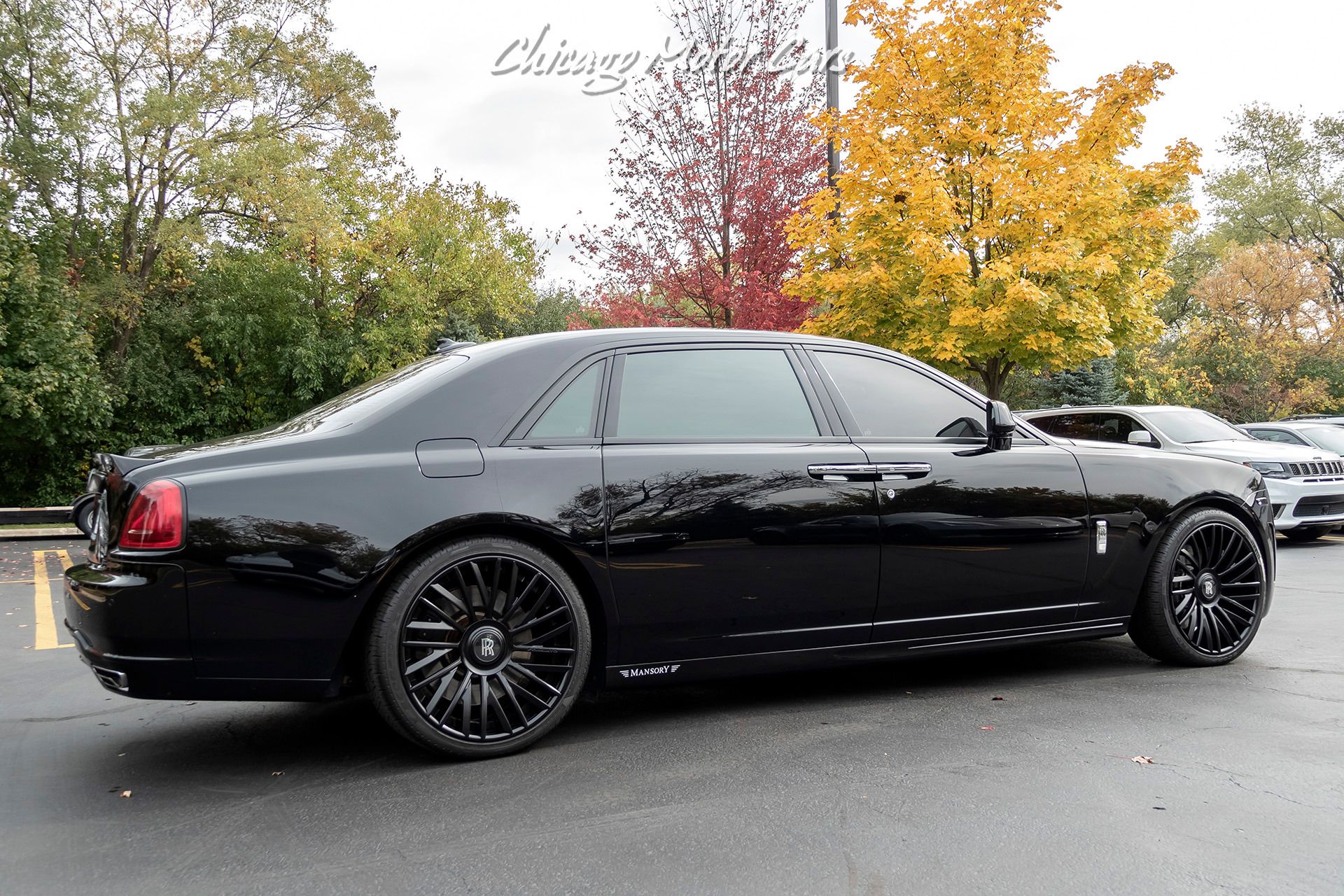 Used 2013 Rolls Royce Ghost Ewb Mansory Original Msrp 391k 60k In Upgrades Low Miles For Sale Special Pricing Chicago Motor Cars Stock 16619a