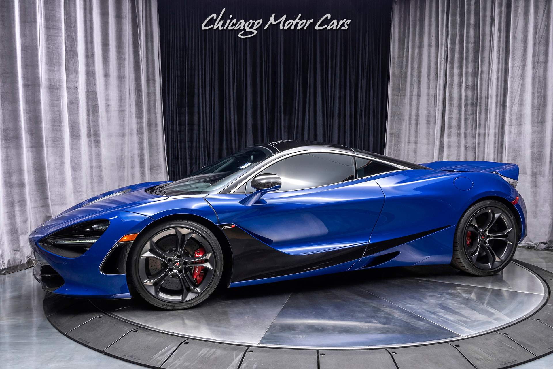Used-2018-McLaren-720S-Coupe-Luxury-Package-Only-1k-Miles-Sport-Exhaust-CARBON-FIBER