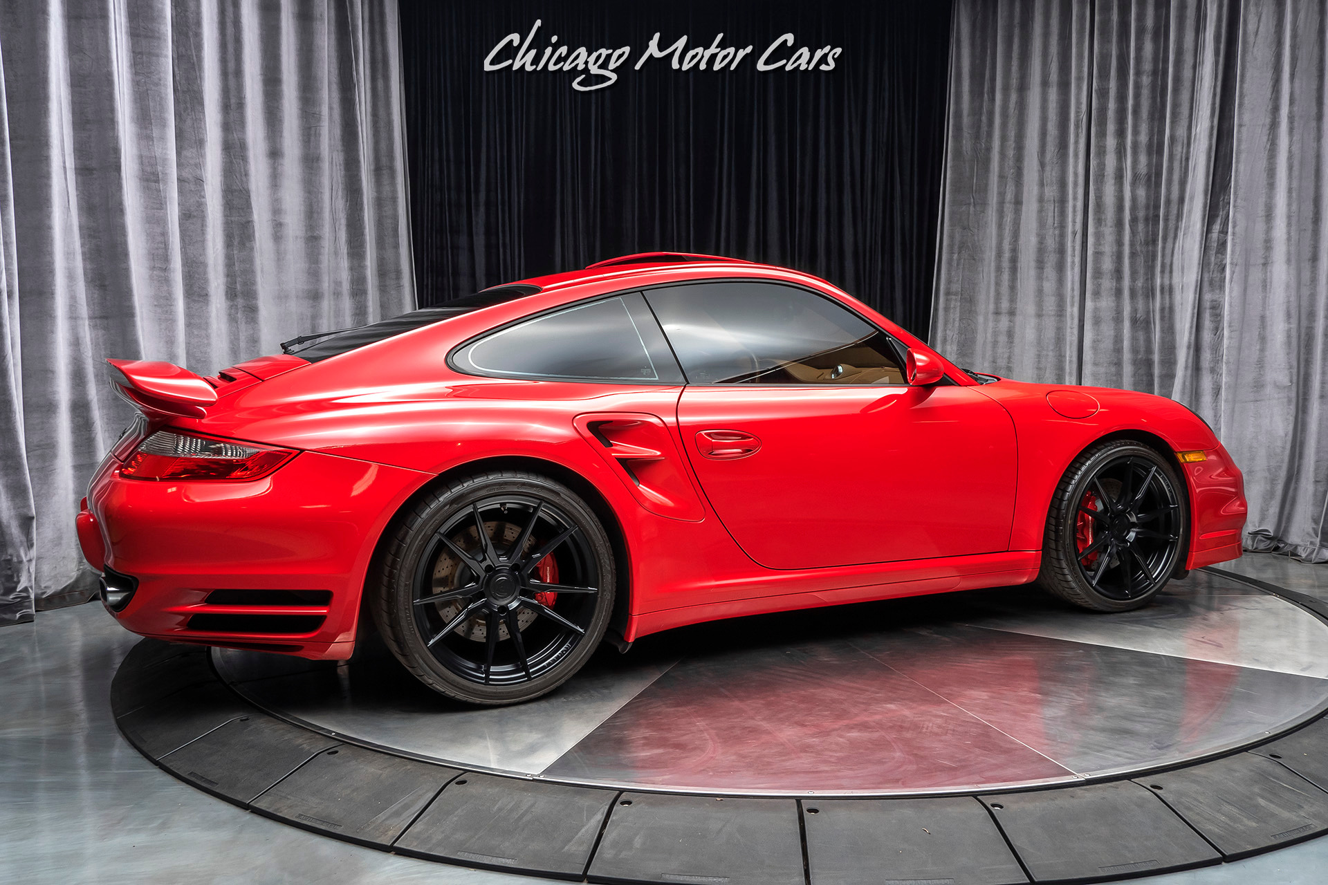Used 2008 Porsche 911 Turbo Coupe Msrp 141k For Sale