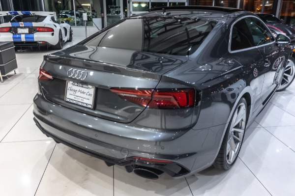 Used-2018-Audi-RS5-Coupe-PREMIUM---SPORT-PACKAGES