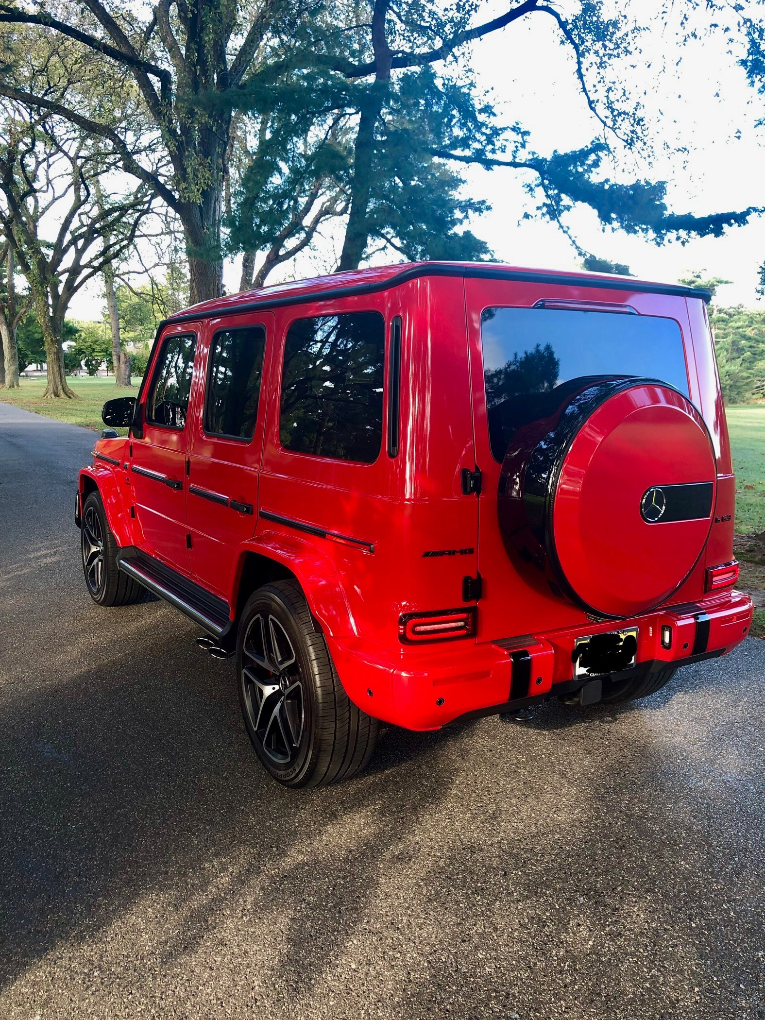 Used 2019 Mercedes Benz G63 Amg Suv 4 Matic Exclusive Interior Package Night Package For Sale Special Pricing Chicago Motor Cars Stock 16553