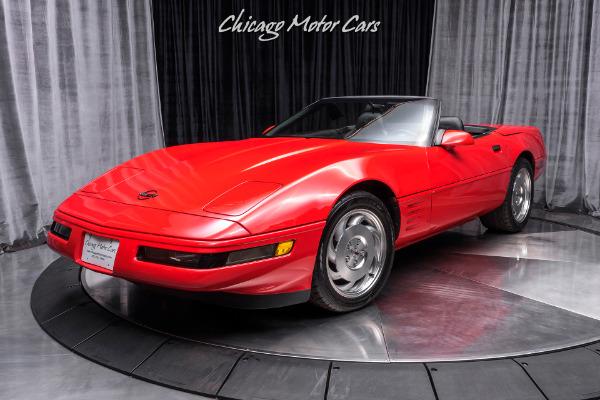Used-1994-Chevrolet-Corvette-Corvette-LT1-Convertible