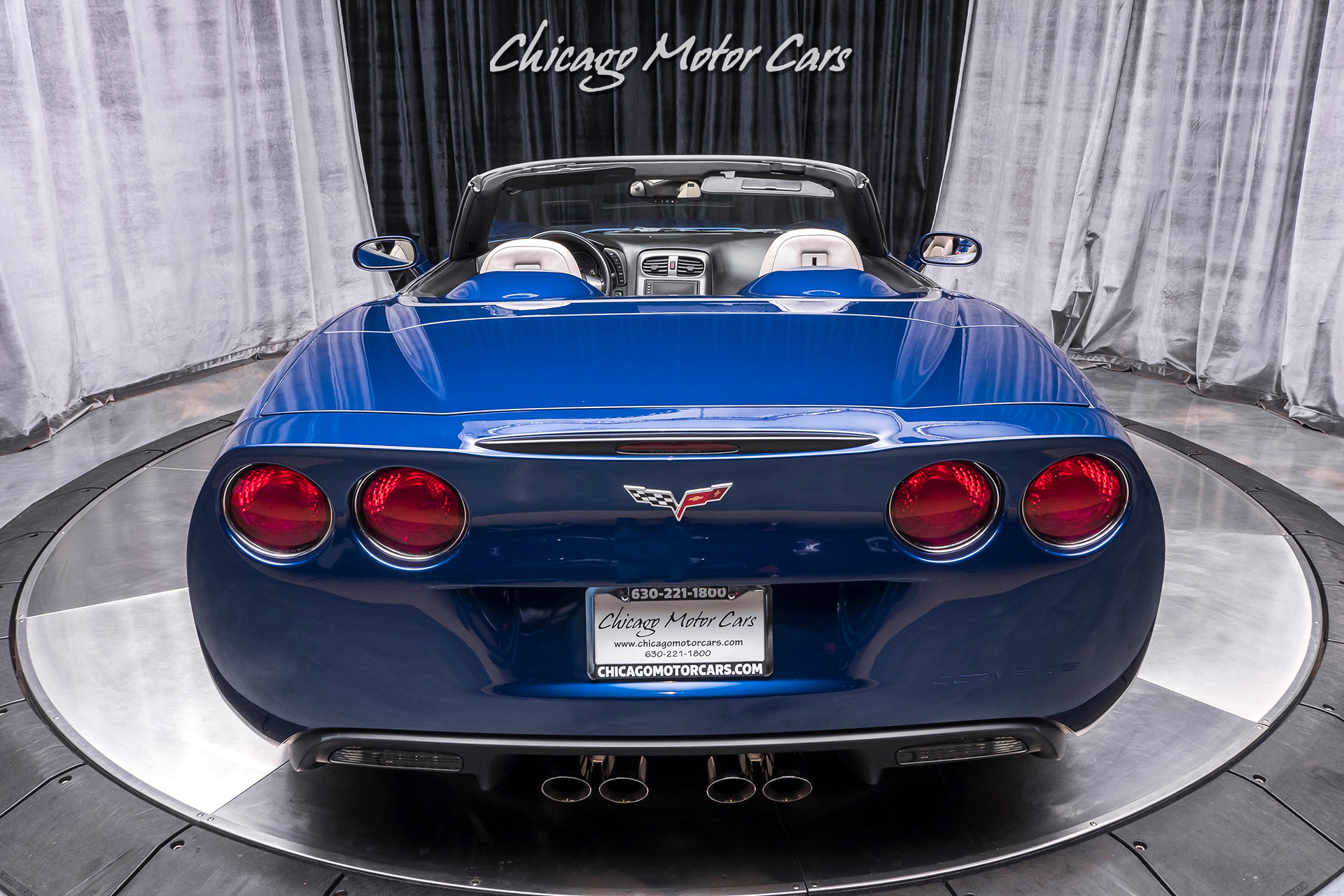 Used-2006-Chevrolet-Corvette-3LT-Convertible-CORSA-PERFORMANCE-EXHAUST-BBK-INTAKE