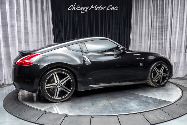Used-2013-Nissan-370Z-Coupe-UPGRADED-19-Inch-Wheels-and-Headunit