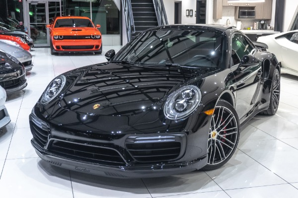 Used-2019-Porsche-911-Turbo-Coupe-MSRP-181K-FRONT-LIFT-BURMESTER-AUDIO