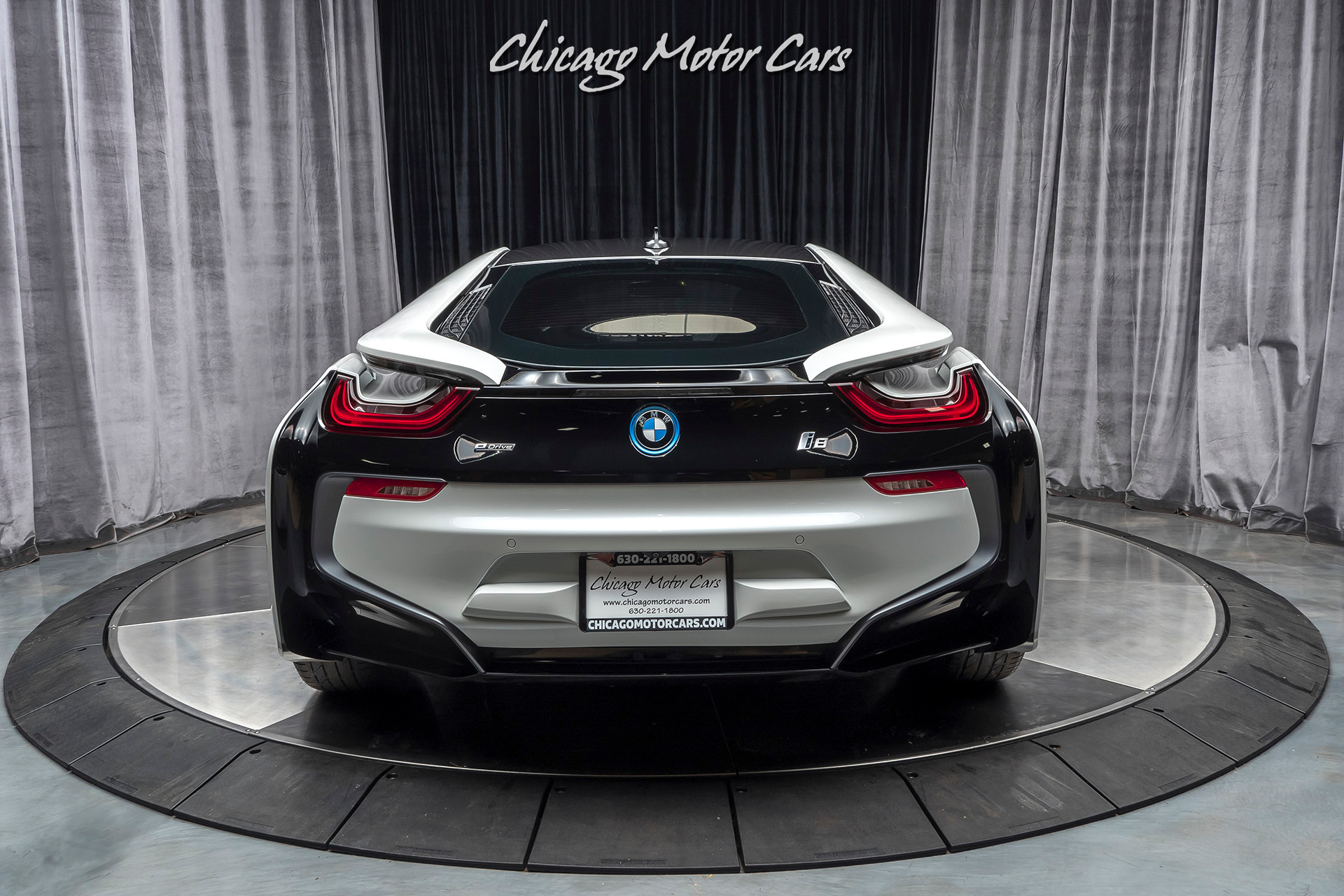 Used 2016 BMW i8 Giga World Coupe MSRP $145K+ 1 Owner! For Sale (Special Pricing) | Chicago ...