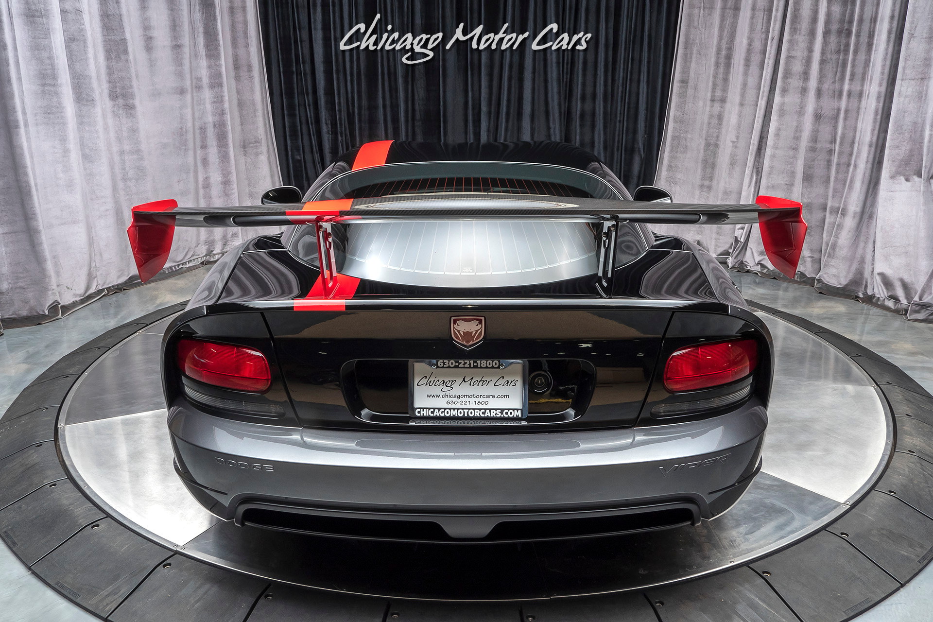 Used-2009-Dodge-Viper-ACR-Coupe-9k-Miles-Collector-Quality