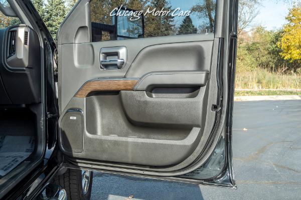 Used-2019-GMC-Sierra-Denali-2500HD-Pickup-Truck-4WD-91kMSRP-Duramax-Turbo-Diesel