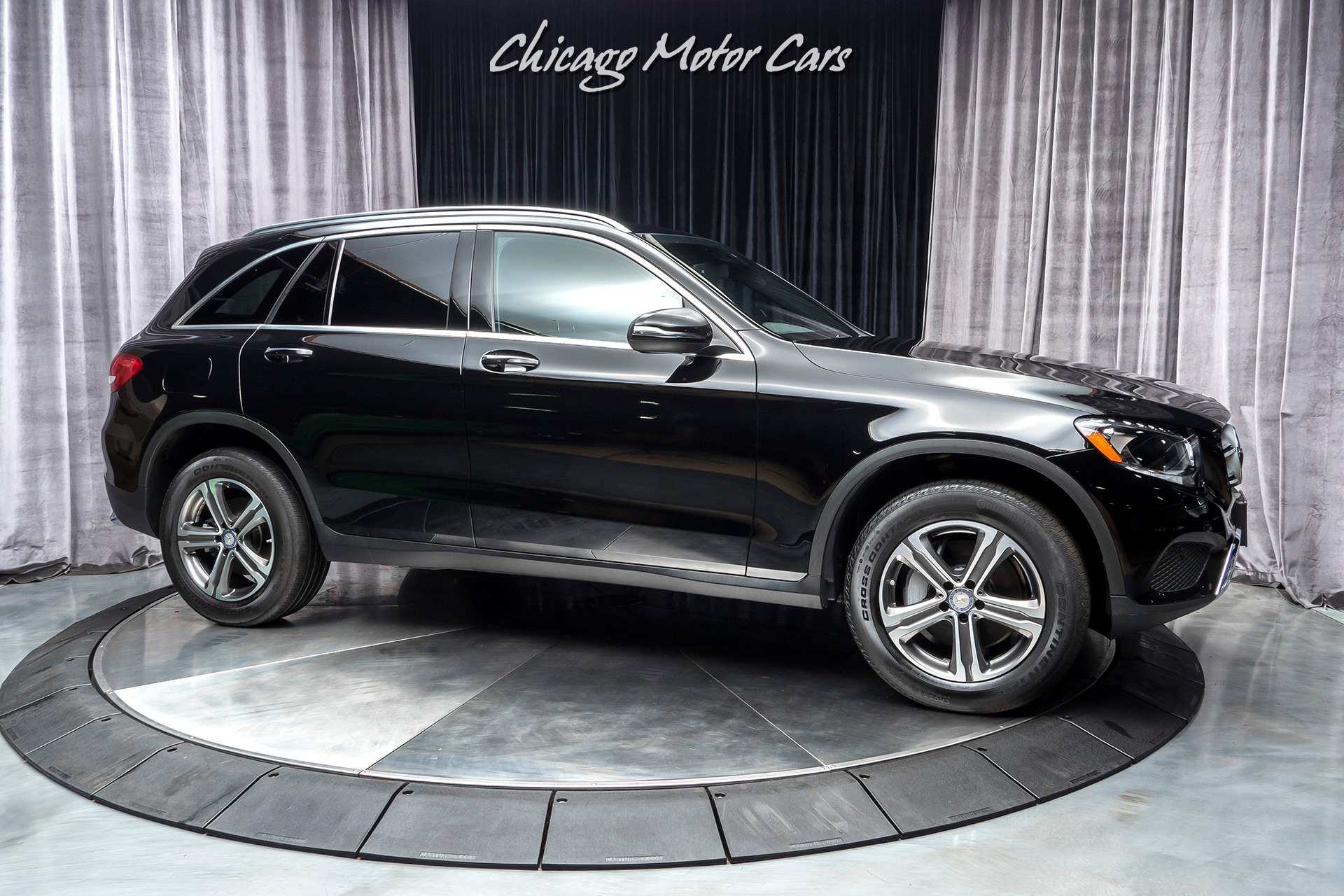 Used 2017 Mercedes-Benz GLC 300 4MATIC SUV For Sale ...