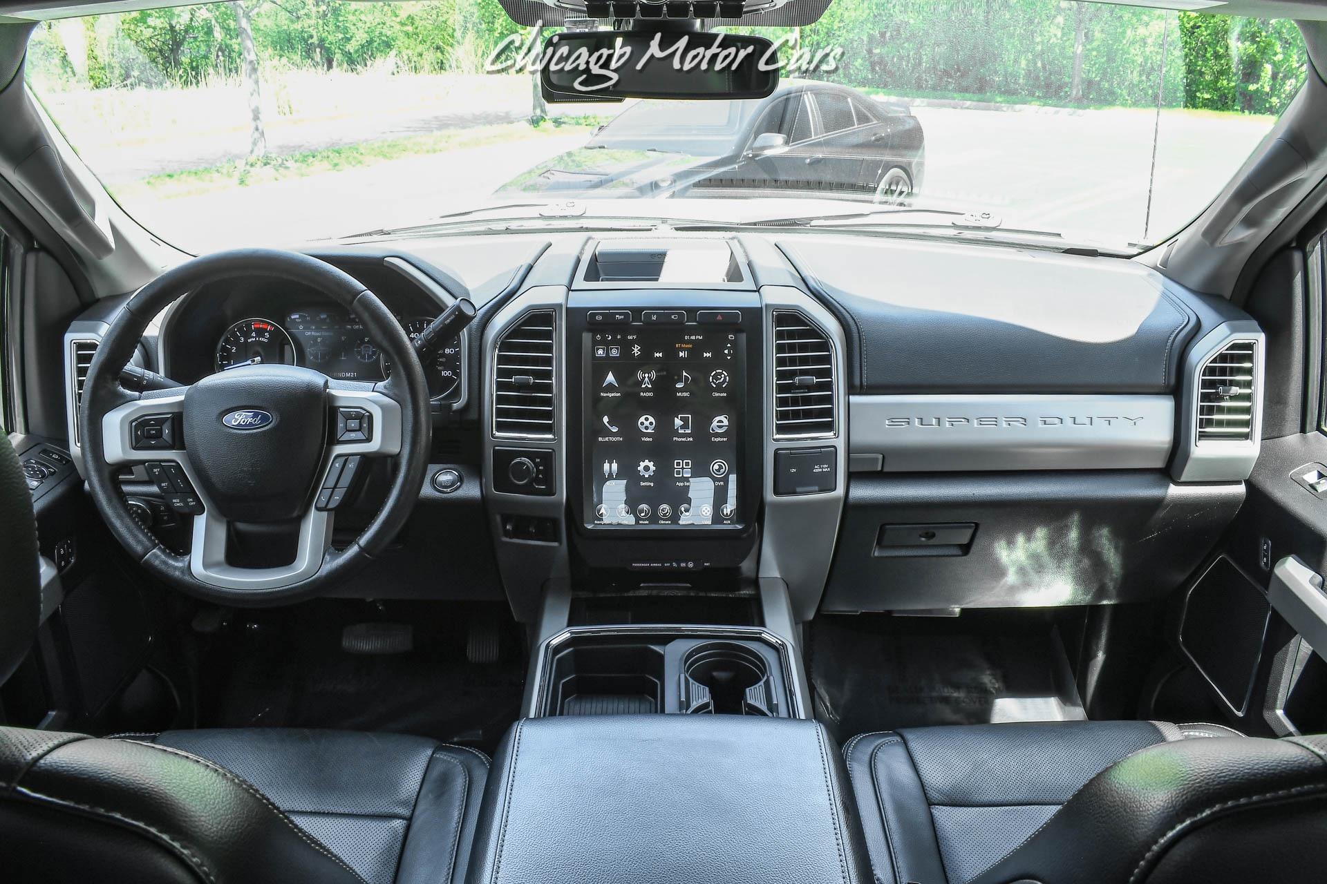 Used-2017-Ford-F-350-Super-Duty-Lariat-Crew-Cab-4x4-67L-Powerstroke-Diesel--Upgrades