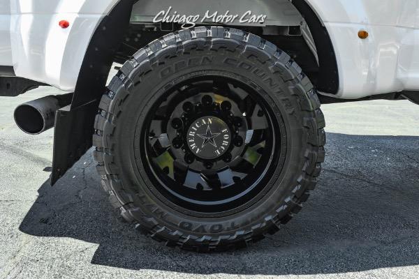 Used-2017-Ford-F-350-Super-Duty-Lariat-Crew-Cab-4x4-SEMA-TRUCK-Lariat-Crew-Cab-4x4-67L-Powerstroke-Diesel--Upgrades
