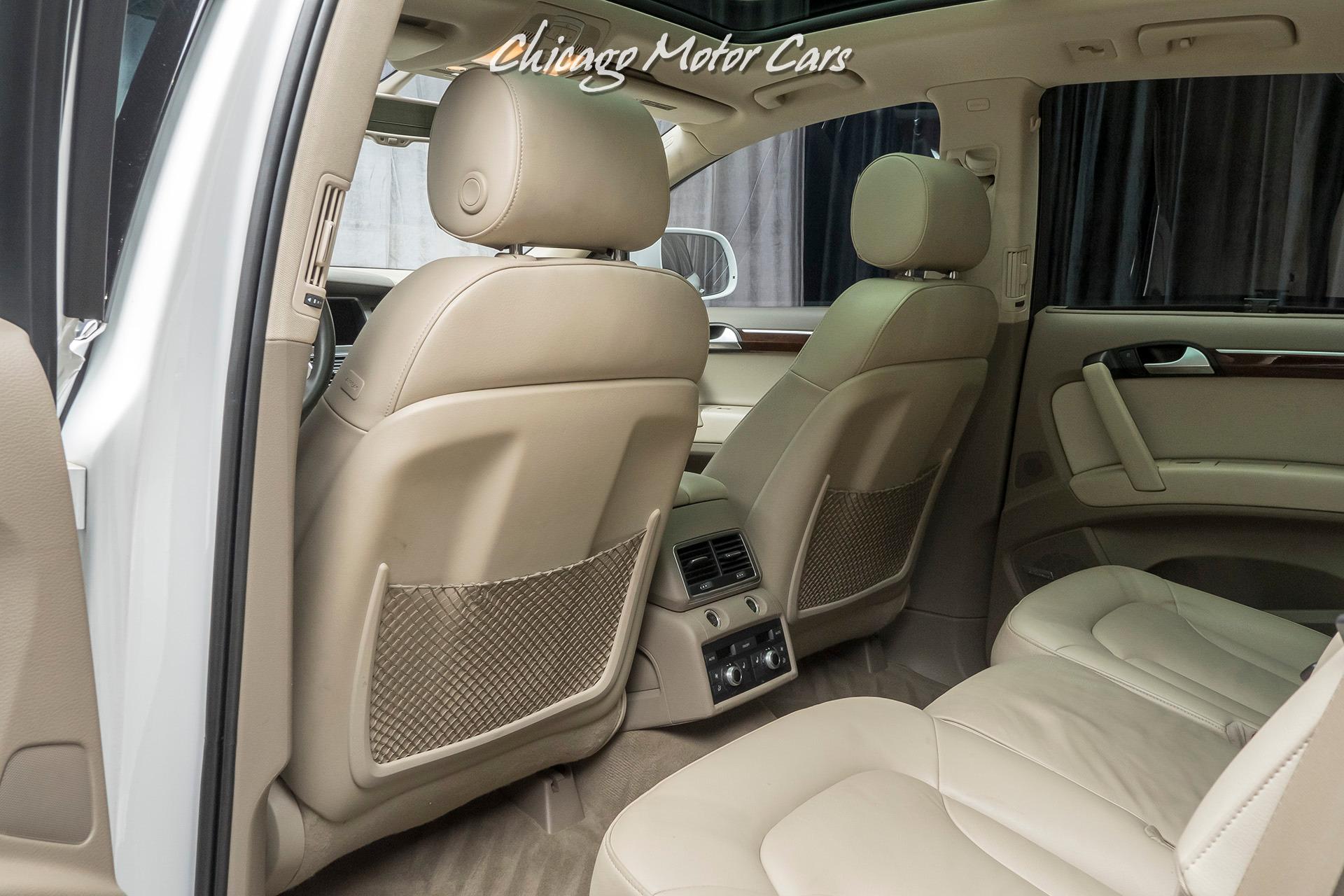 Used 2011 Audi Q7 3 0 Quattro Tdi Premium Plus For Sale Special Pricing Chicago Motor Cars Stock 16667