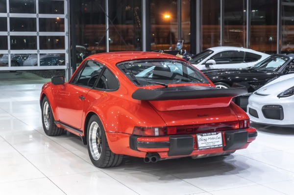 Used-1986-Porsche-911-Turbo-Coupe-Power-Seat-PKG-New-Clutch-Service-History