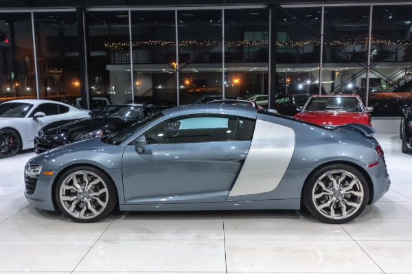 Used-2009-Audi-R8-Quattro-Coupe-6-Speed-MANUAL-Custom-Exhaust-RECENT-SERVICE