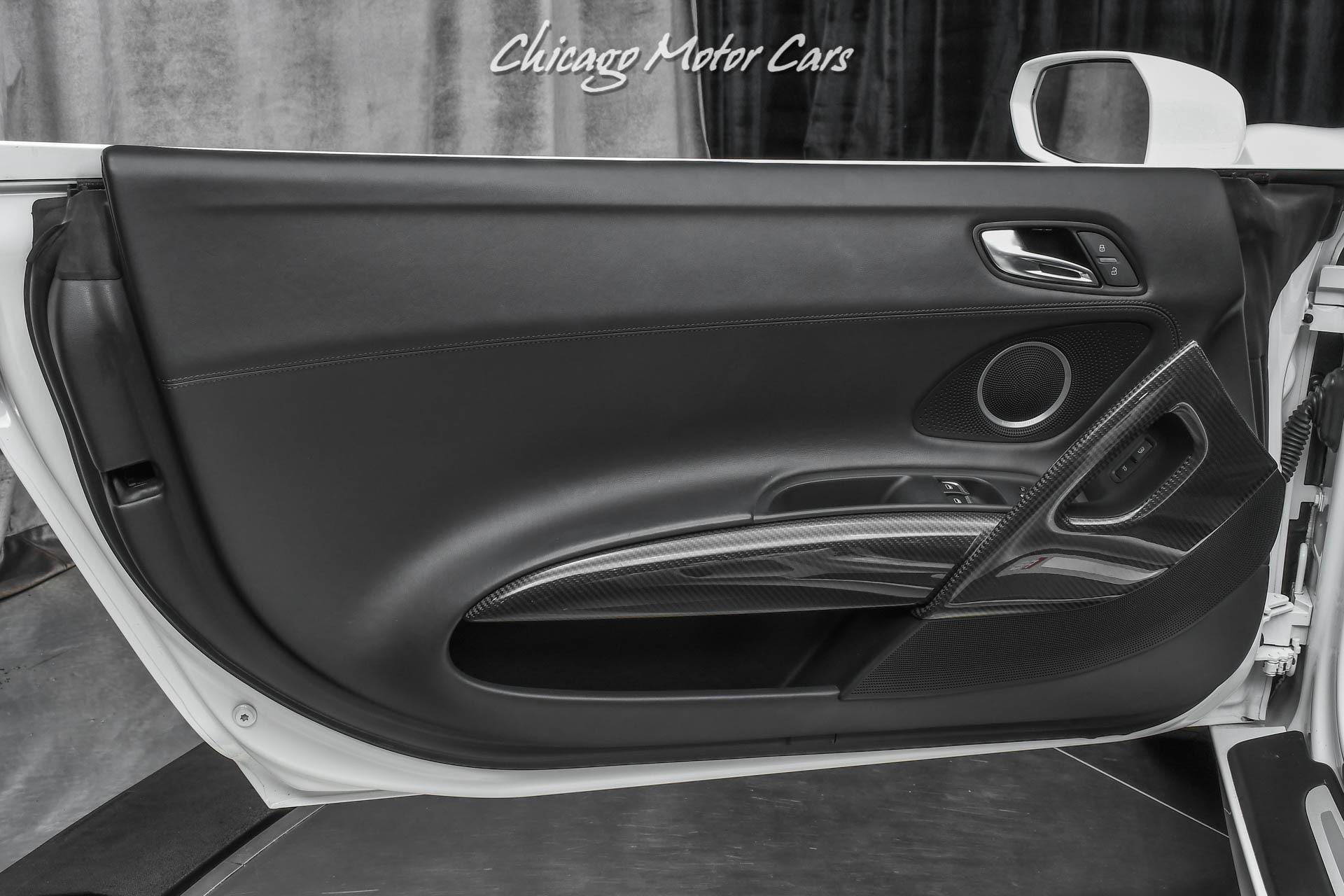 Used-2014-Audi-R8-52-V10-Quattro-Spyder-FULL-LEATHER-PKG-CARBON-SIGMA-INLAYS-SERVICED