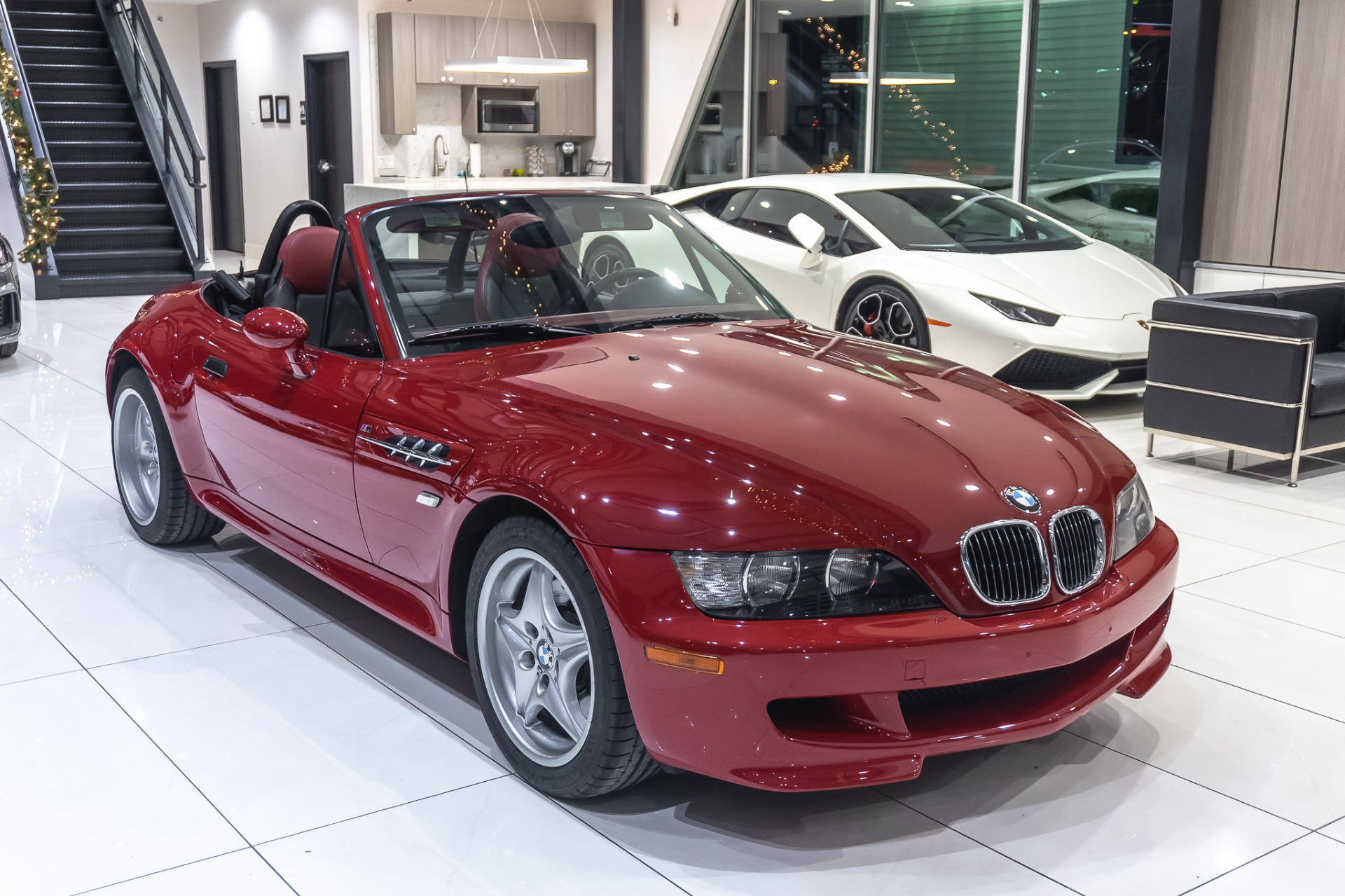 Used 2002 Bmw Z3 M Roadster 5 Speed S54 Collector Quality For Sale Special Pricing Chicago Motor Cars Stock 16625b