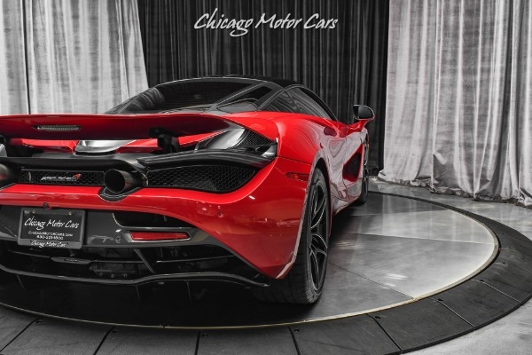 Used-2018-McLaren-720S-Performance-Coupe-SPORT-EXHAUST-1100-HP-CannonBall-Build
