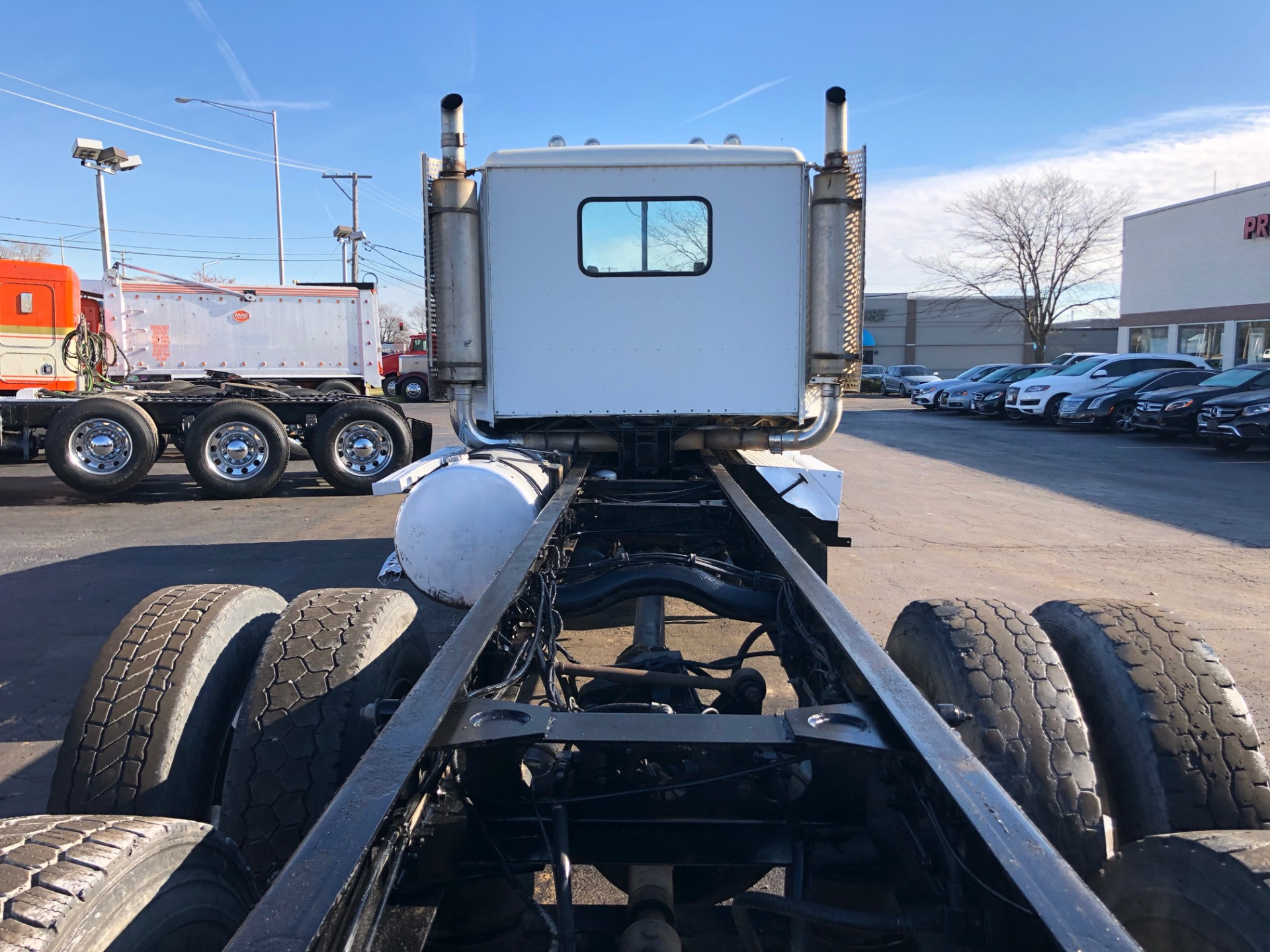 Used 1999 Western Star 4900 For Sale Special Pricing