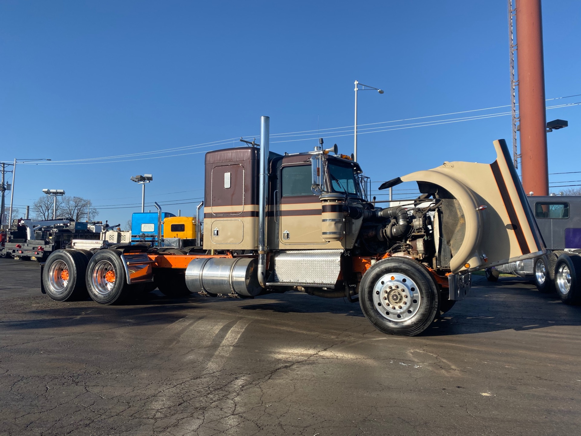 Used 1978 Kenworth W900 For Sale Special Pricing