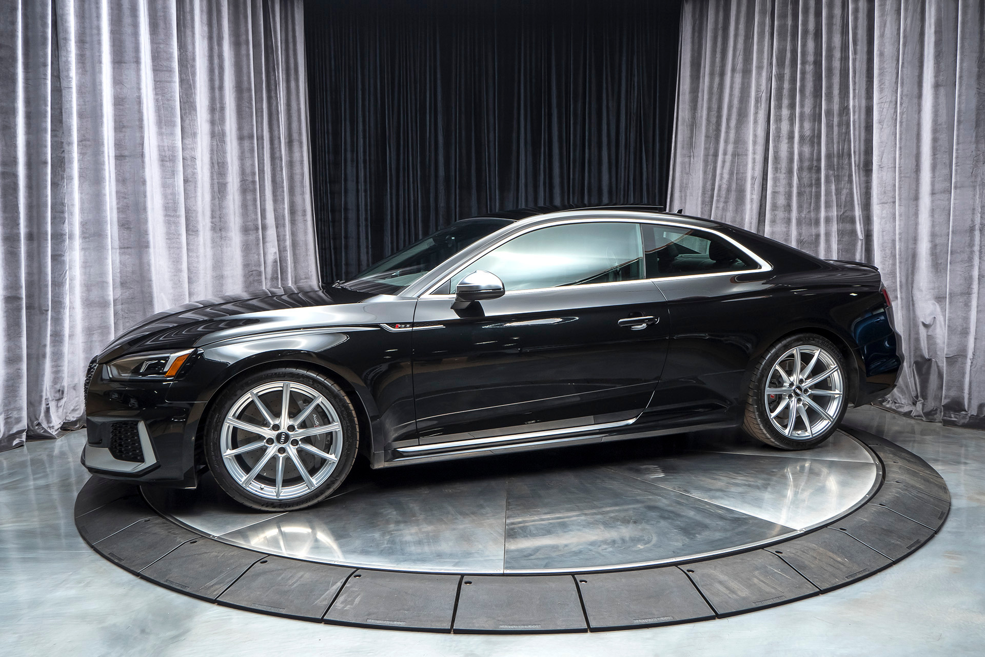 Used 2019 Audi Rs5 2 9t Quattro Coupe Msrp 87k Dynamic Plus Package For Sale Special Pricing Chicago Motor Cars Stock 16688