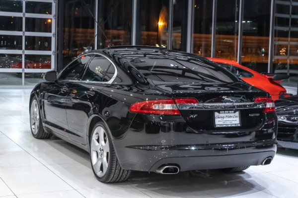 Used-2009-Jaguar-XF-Supercharged-BOWERS---WILKINS-SURROUND-SOUND-NAV-CLEAN
