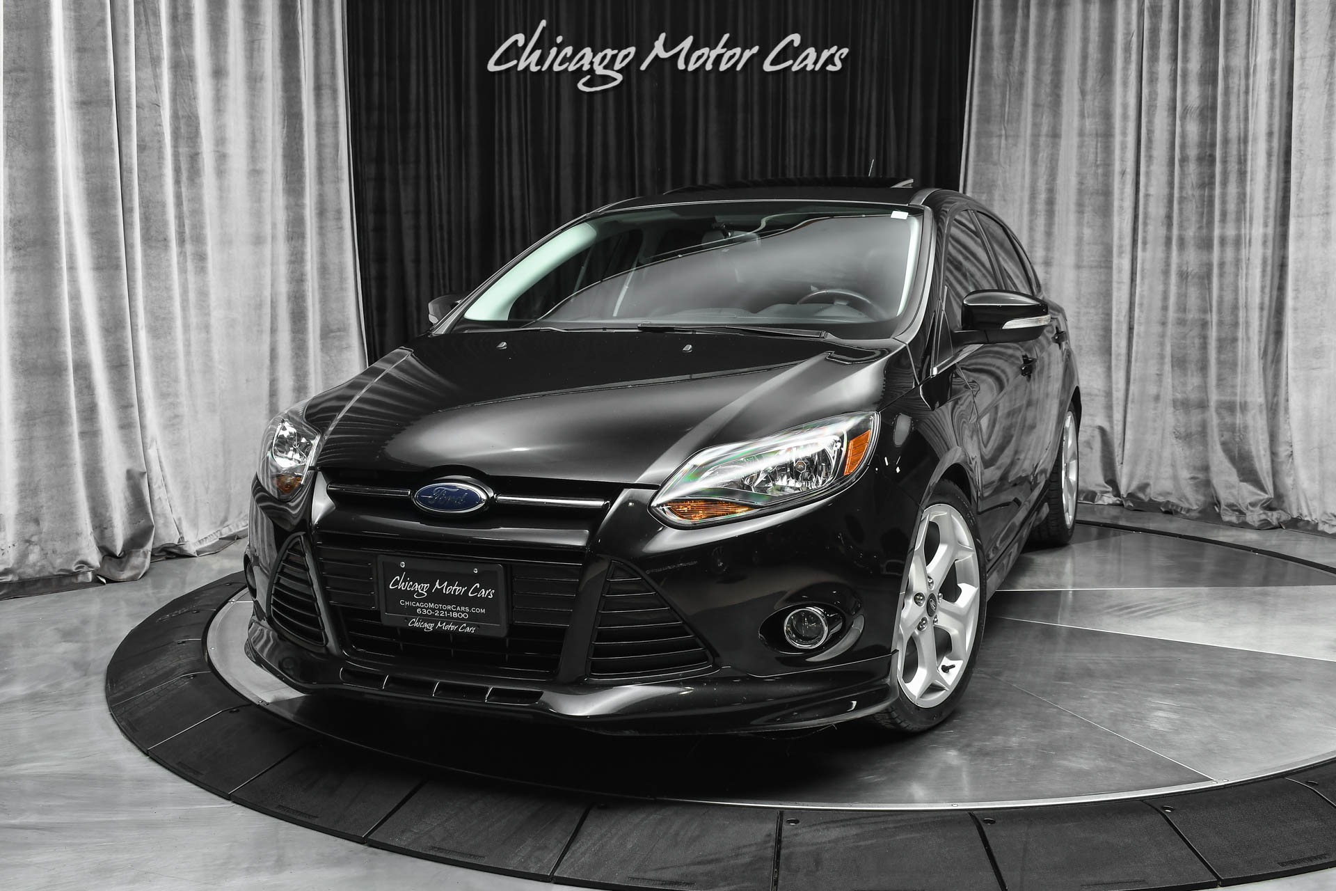 Used-2014-Ford-Focus-Titanium-Hatchback-TASTEFULLY-MODIFIED-ONLY-39K-MILES