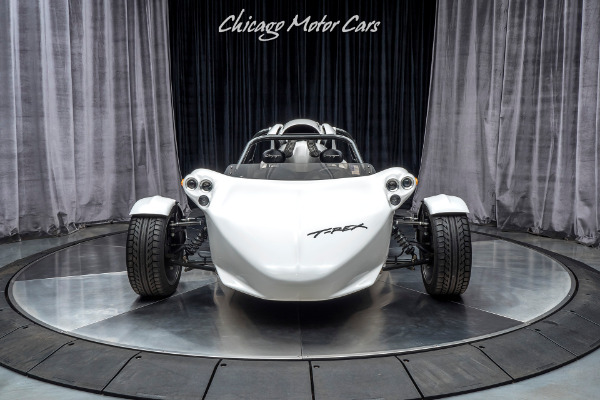 Used-2016-Campagna-T-REX-16S-BMW-6-Cyl-Engine